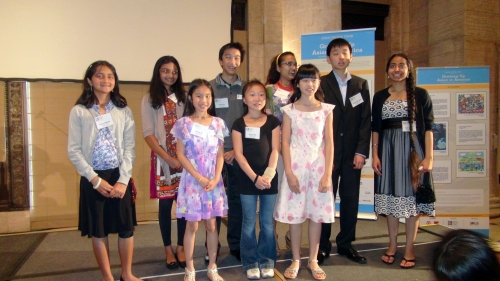 "Essay Winners of ""Growing Up Asian in America"""