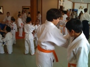Youth/kids training. Photo credit: Suigetsukan.