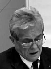 Marshall Island Foreign Minister Tony De Brum